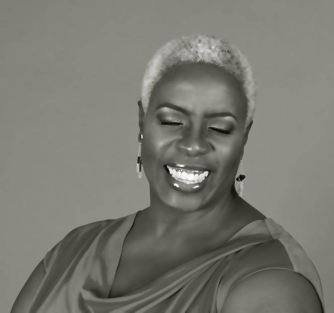 Studio image of Karen Gibson