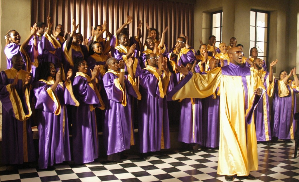 Gowns for choirs to hire